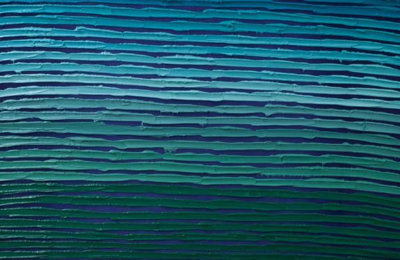 """Sea, oil, 32""""x32"""""""